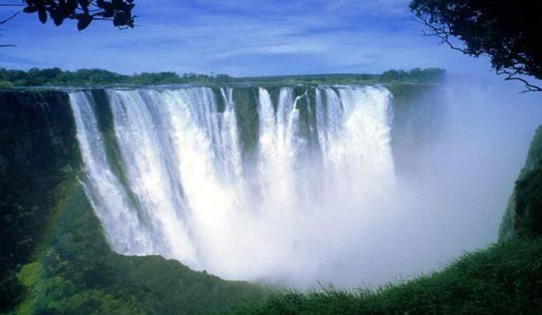 Air Terjun Terbesar di Dunia