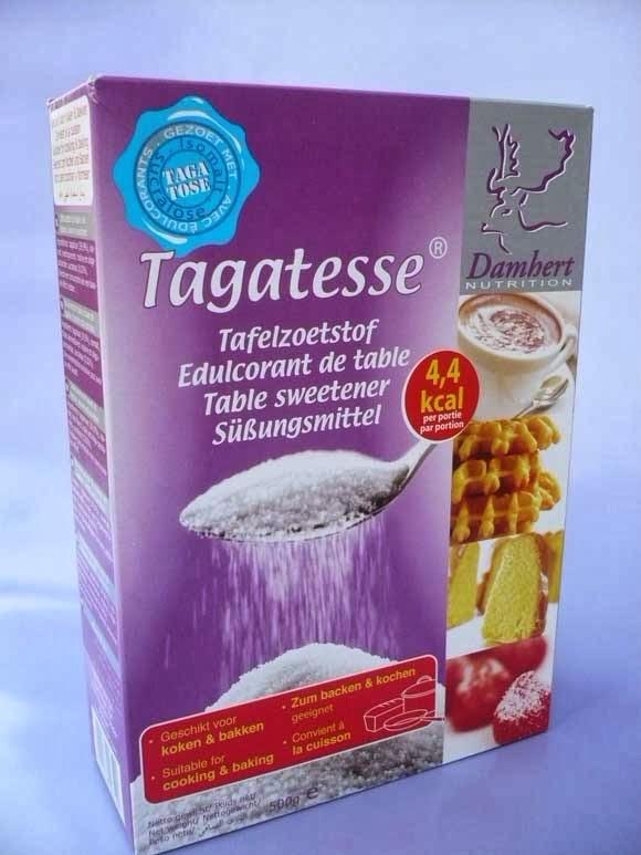 low calorie snoepjes met Tagatesse