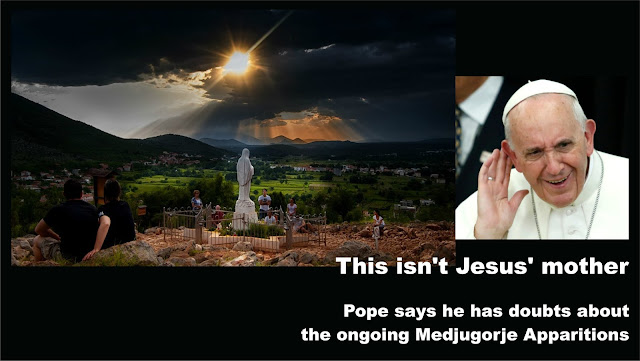 http://www.thetablet.co.uk/news/7092/0/fatima-100-pope-says-he-has-doubts-about-alleged-medjugorje-apparitions
