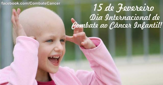 Dia Internacional de Combate ao Câncer Infantil
