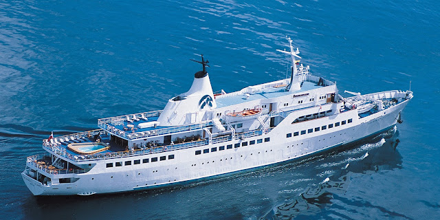 Crucero Galápagos - Crucero Galápagos Legent