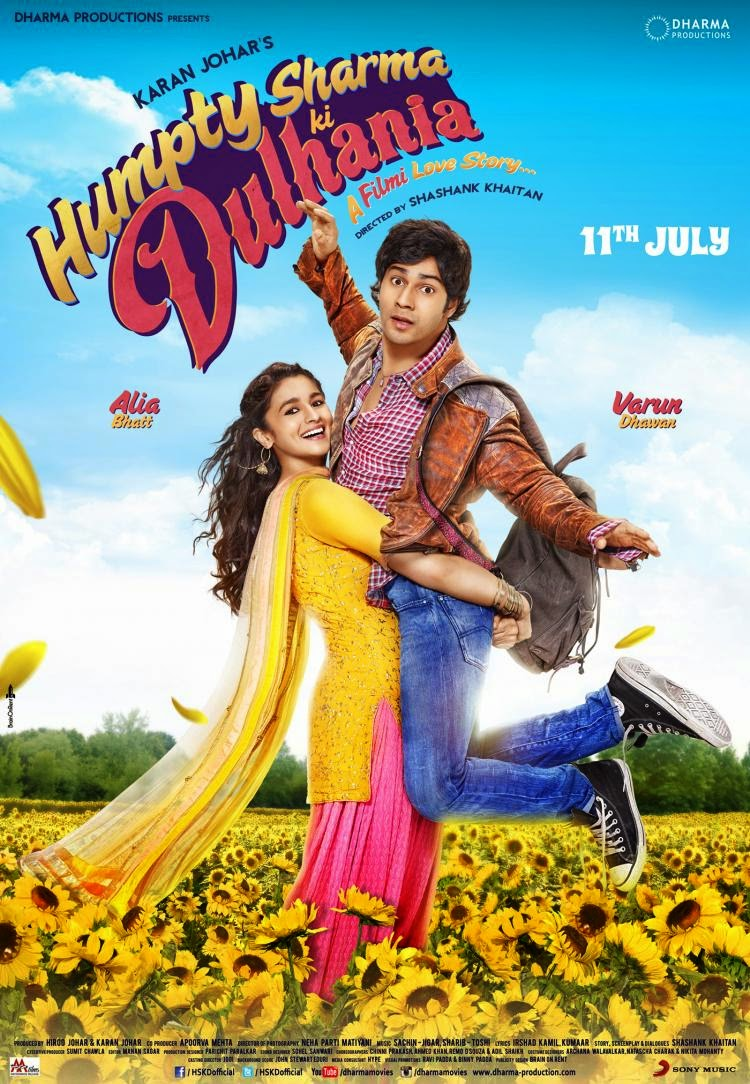Humpty Sharma Ki Dulhania First Look poster and trailer