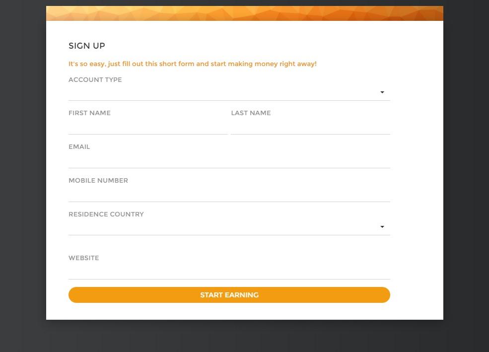 jumia affiliate sign up