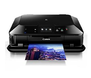Canon PIXMA MG7110 Setup & Driver Download
