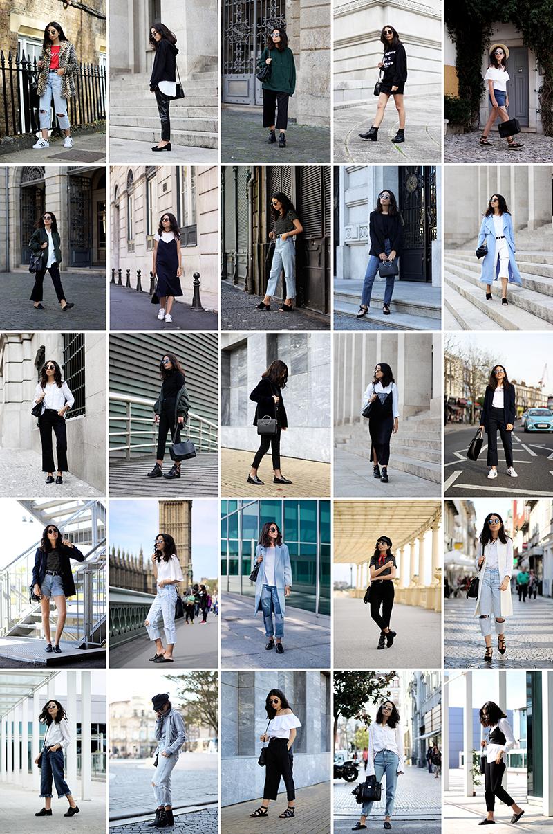 Outfit Recap 2016