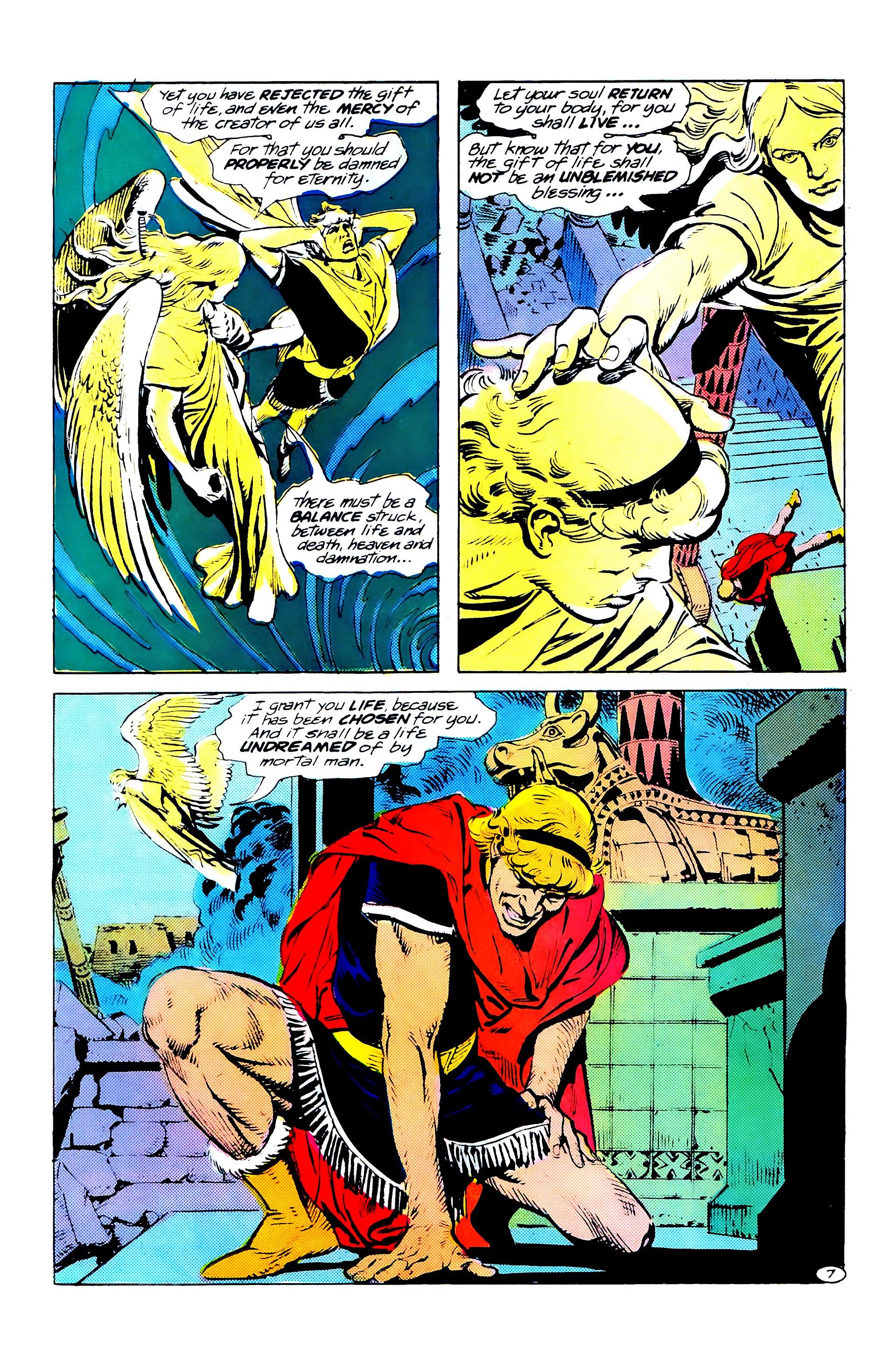 Read online Secret Origins (1986) comic -  Issue #10 - 23