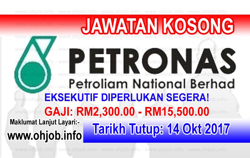 Jawatan Kerja Kosong PETRONAS ICT Sdn Bhd logo www.ohjob.info oktober 2017