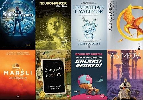 Okuduğum Kitaplar En Iyi Bilim Kurgu Kitapları 25 Bilim Kurgu