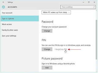 Cara Menghapus PIN di Windows 10