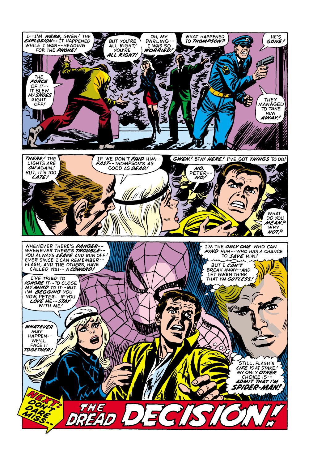 The Amazing Spider-Man (1963) 108 Page 21