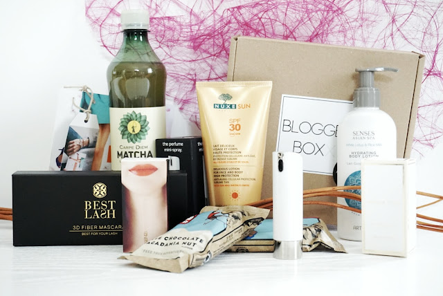 Bloggerboxx edition feel good unboxing