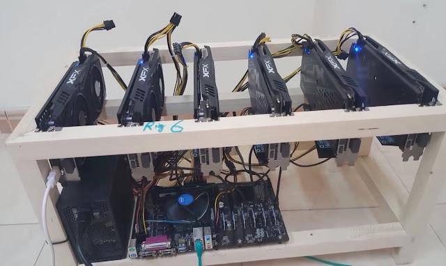 bitcoin-mining-machine
