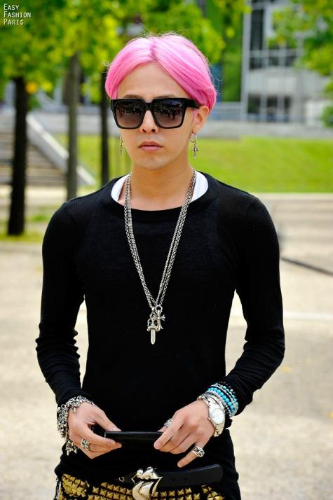Oddness/Weirdness: Idol Style: G-Dragon's Off-Duty Fashion  Oddness/Weirdne...