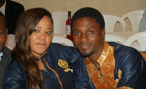 toyin aimakhu and ex husband Adeniyi Johnson
