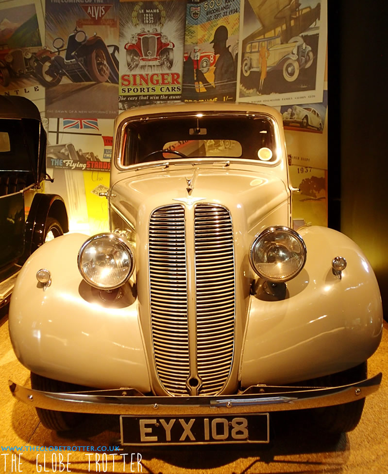Beaulieu National Motor Museum