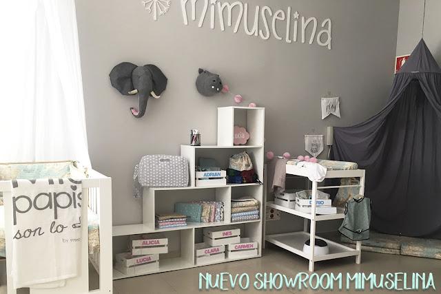 Mimuselina.com inaugura espacio físico y show room en villanueva de la cañada madrid tienda de complementos y accesorios para bebé