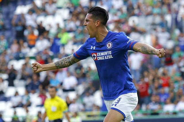 León igualó 2-2 con Cruz Azul