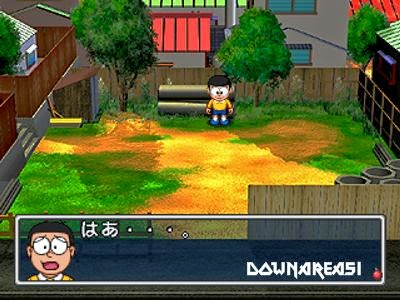 Doraemon 3 Makai no Dungeon PS1 Screenshot