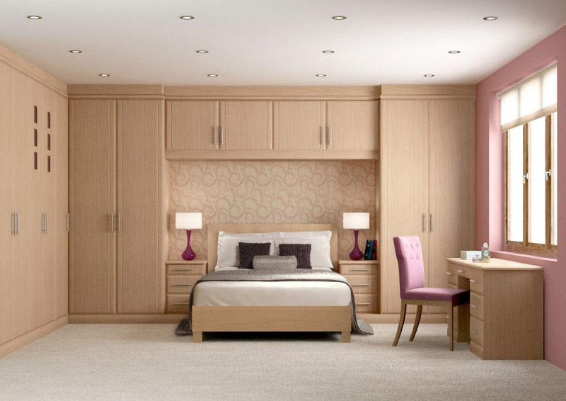 . Modern bedroom cupboards designs and ideas 2019