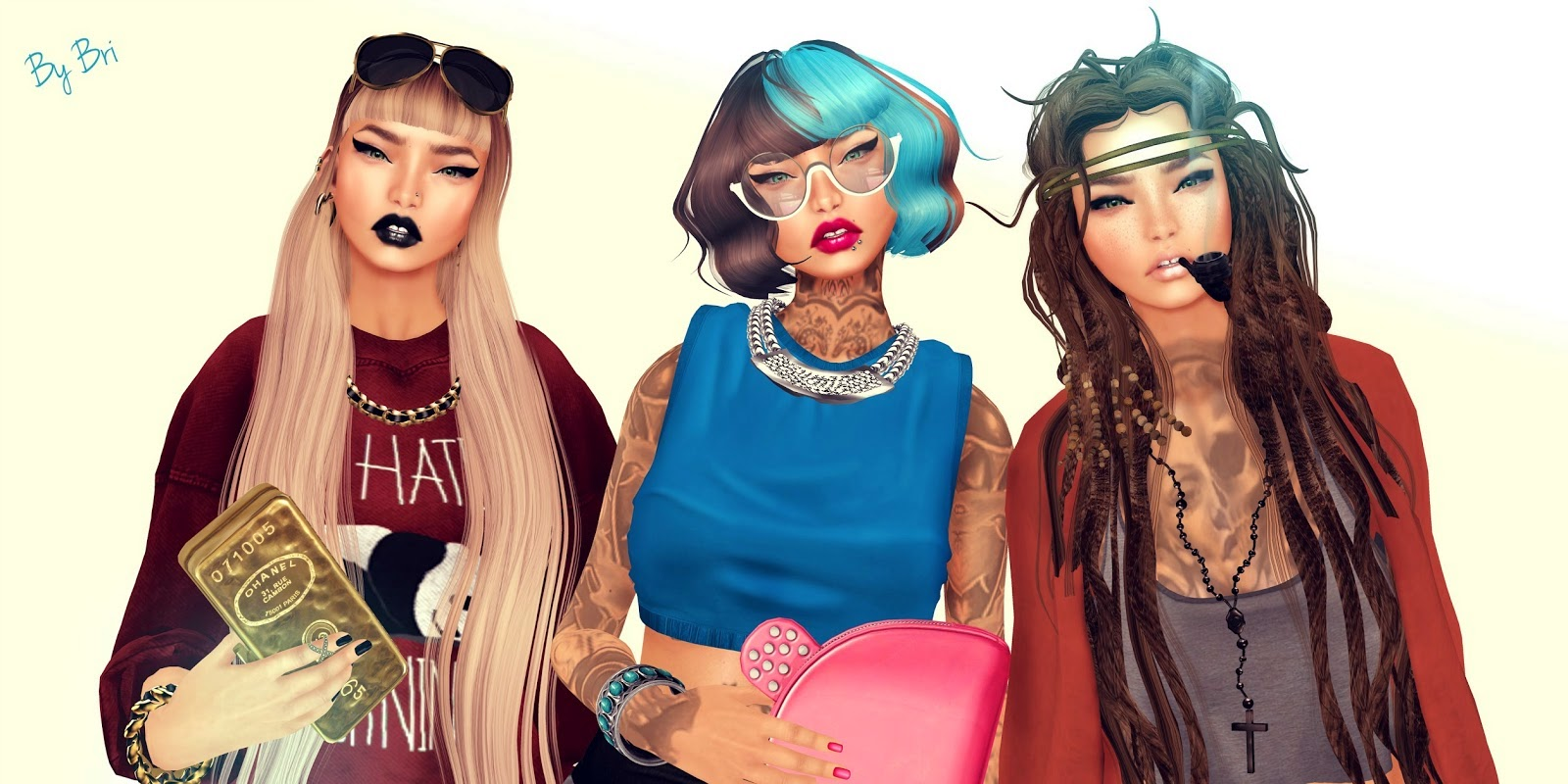 a5aa1ee82fc1 FEED -Second Life- FEED  Great blog  ❀Freaky Princess Style❀