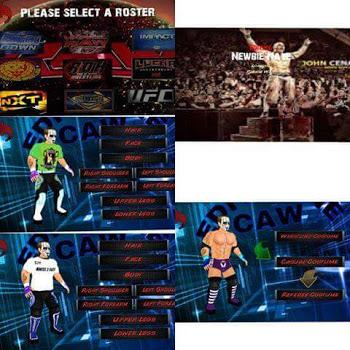 Wrestling Revolution 3d Mod
