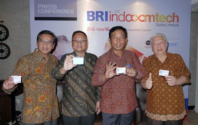 BRI Indocomtech 2016 Siap Digelar Awal November