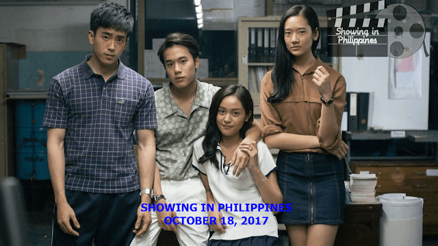 Bad Genius Releases in PH on October 18, 2017