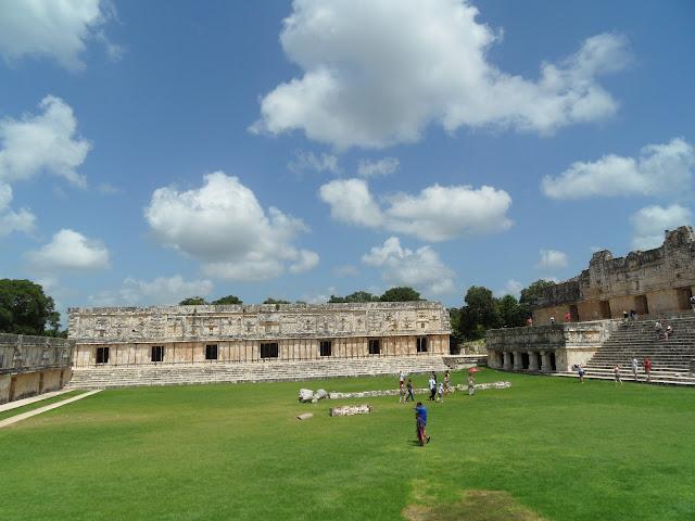 VISITAR UXMAL - As ruínas Maias que prometem deixar-lo deslumbrado | México