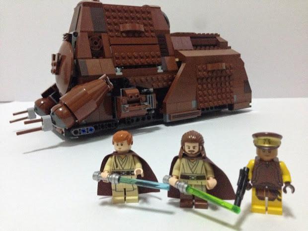 Lego Mtt 7662 - Exploring Mars