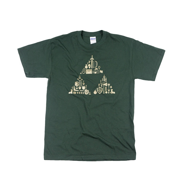 t-shirt-triforce-zelda