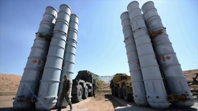 """""""Rusia entrega S-300 a Siria para promover estabilidad política"""""""