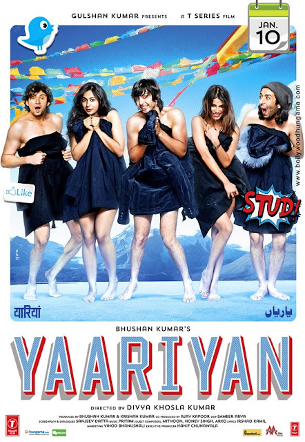 Yaariyan 2014 EU DVDScr 700mb Audio Clean