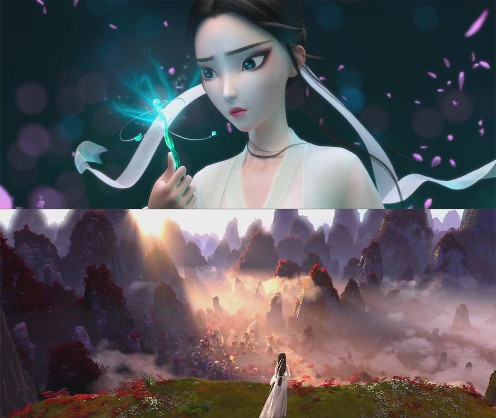 Ngboo Art Bai She Yuan Qi White Snake Amp Wong Ji Zhao 2019