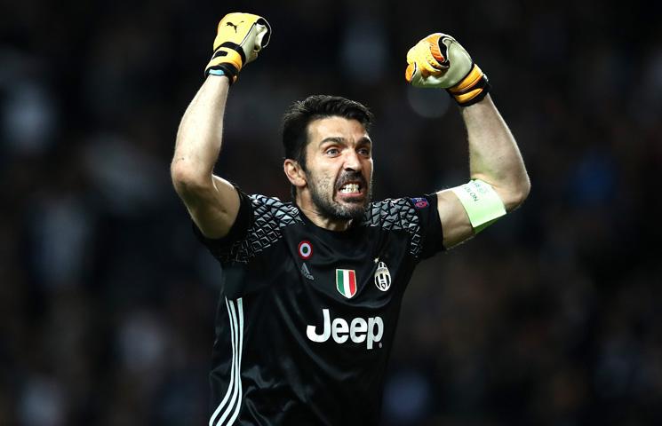 """Buffon: """"Osvojio sam 10 Scudetta"""""""
