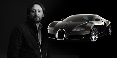 Designer Bugatti Veyron became head of Rolls-Royce palaces design