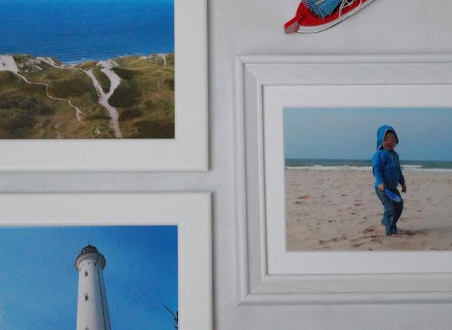 Warum Fotos die schönsten Geschenke sind (+ Verlosung). Unsere neue Foto-Wand ist ein wunderschönes Weihnachtsgeschenk für die ganze Familie!