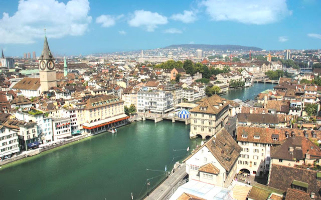 Fotos de Zurique - Suíça