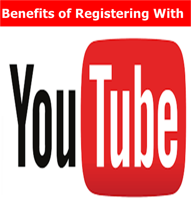 Benefits of Registering With YouTube,Benefits With YouTube,benefits of youtube for students,disadvantages of using youtube for business,how to benefit from youtube views,benefits of youtube for users,benefits of youtube advertising,how to use youtube for business marketing,benefits of watching youtube,youtube creator benefits