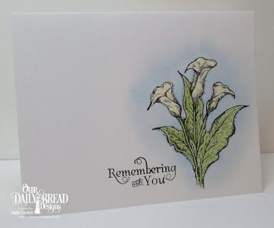 ODBD Loving Memories, Card Designer Angie Crockett