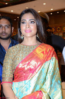 Shriya Saran Looks Stunning in Silk Saree at VRK Silk Showroom Launch Secundrabad ~  Exclusive 162.JPG