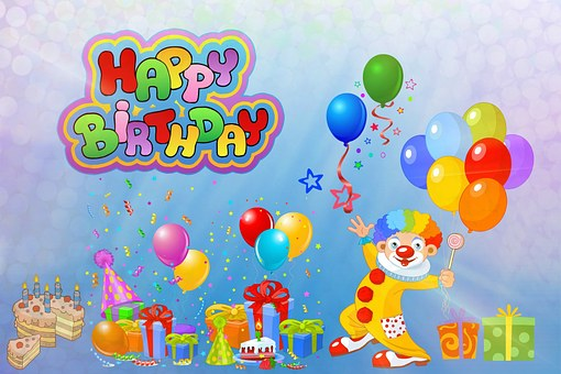 have a special birthday clients