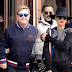 FOTOS HQ: Lady Gaga y Elton John en las calles de Aspen - 24/12/16