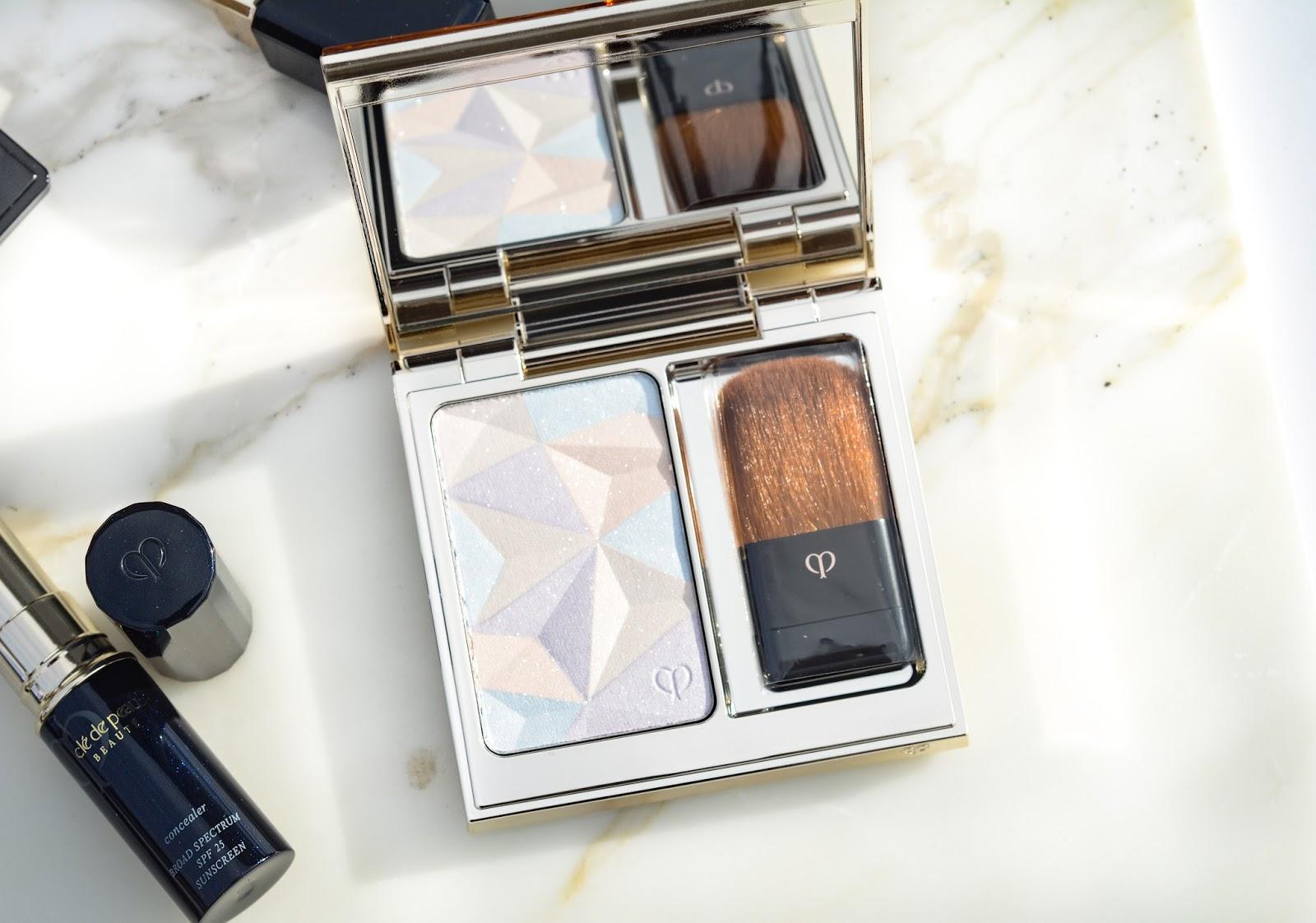 cle de peau luminizing face enhancer pastel swatches photos review