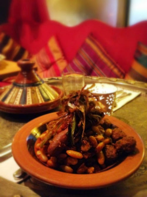 Algerian Food at Khamsa