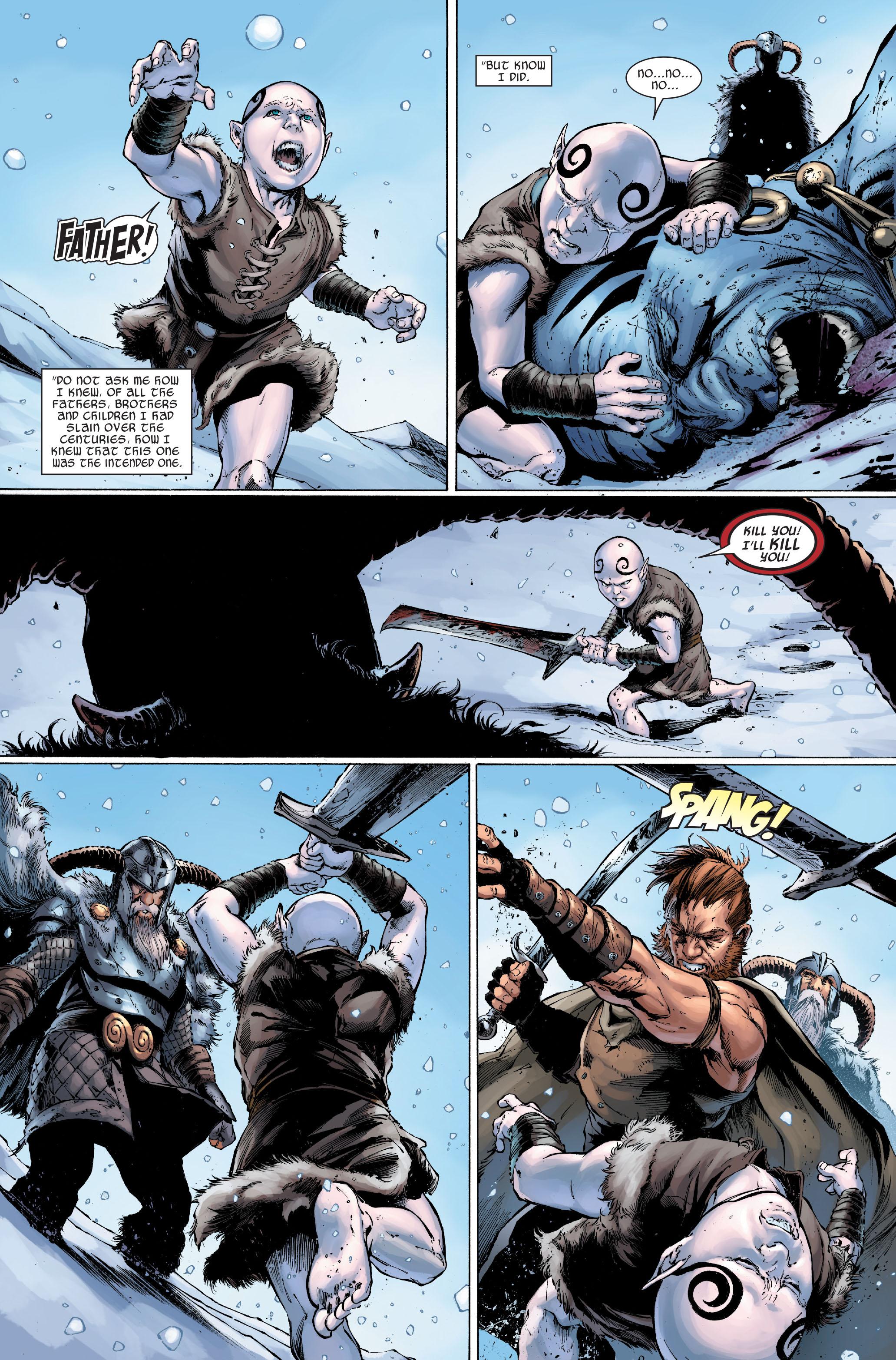 Thor (2007) Issue #8 #8 - English 4
