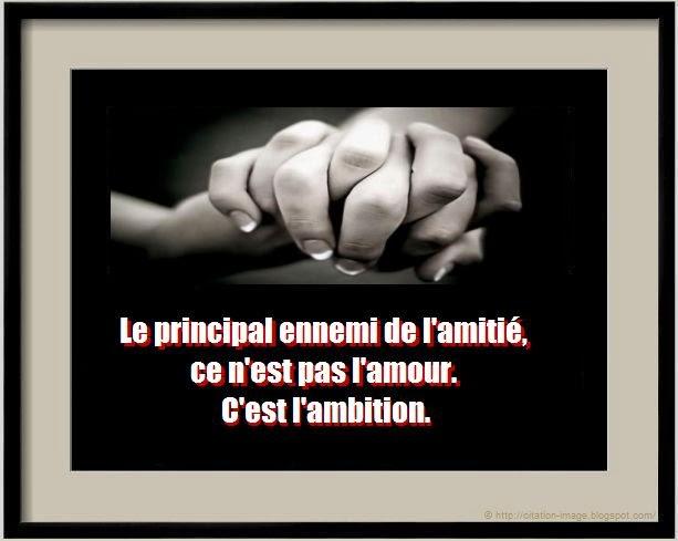 Citation amour amitié ~ Citation en image : photo citation