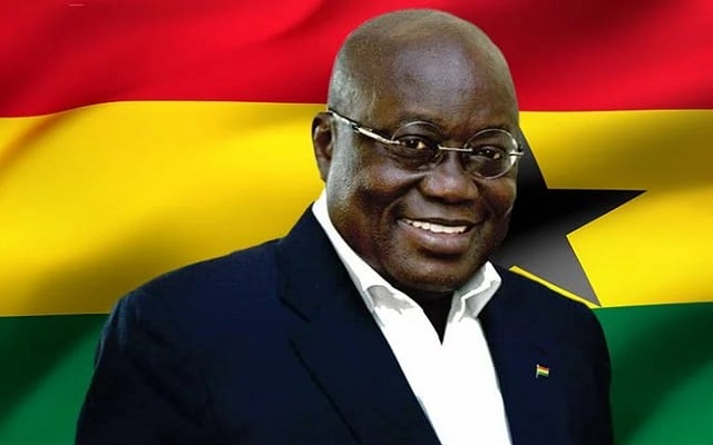 Akufo-Addo is a great football person - FIFA president