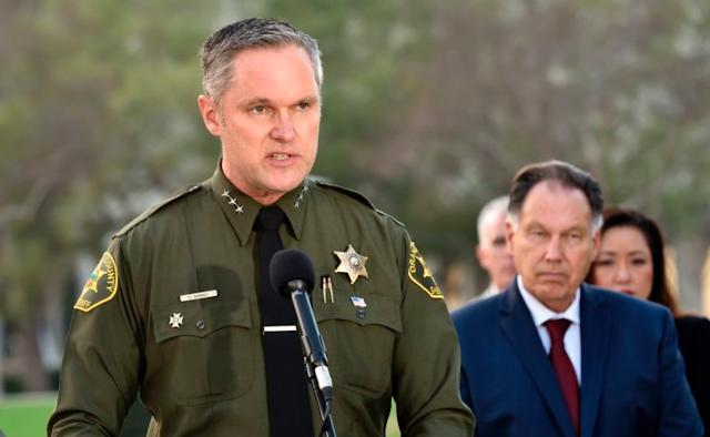 In response to California sanctuary law, Orange County Sheriff makes public inmates' release dates