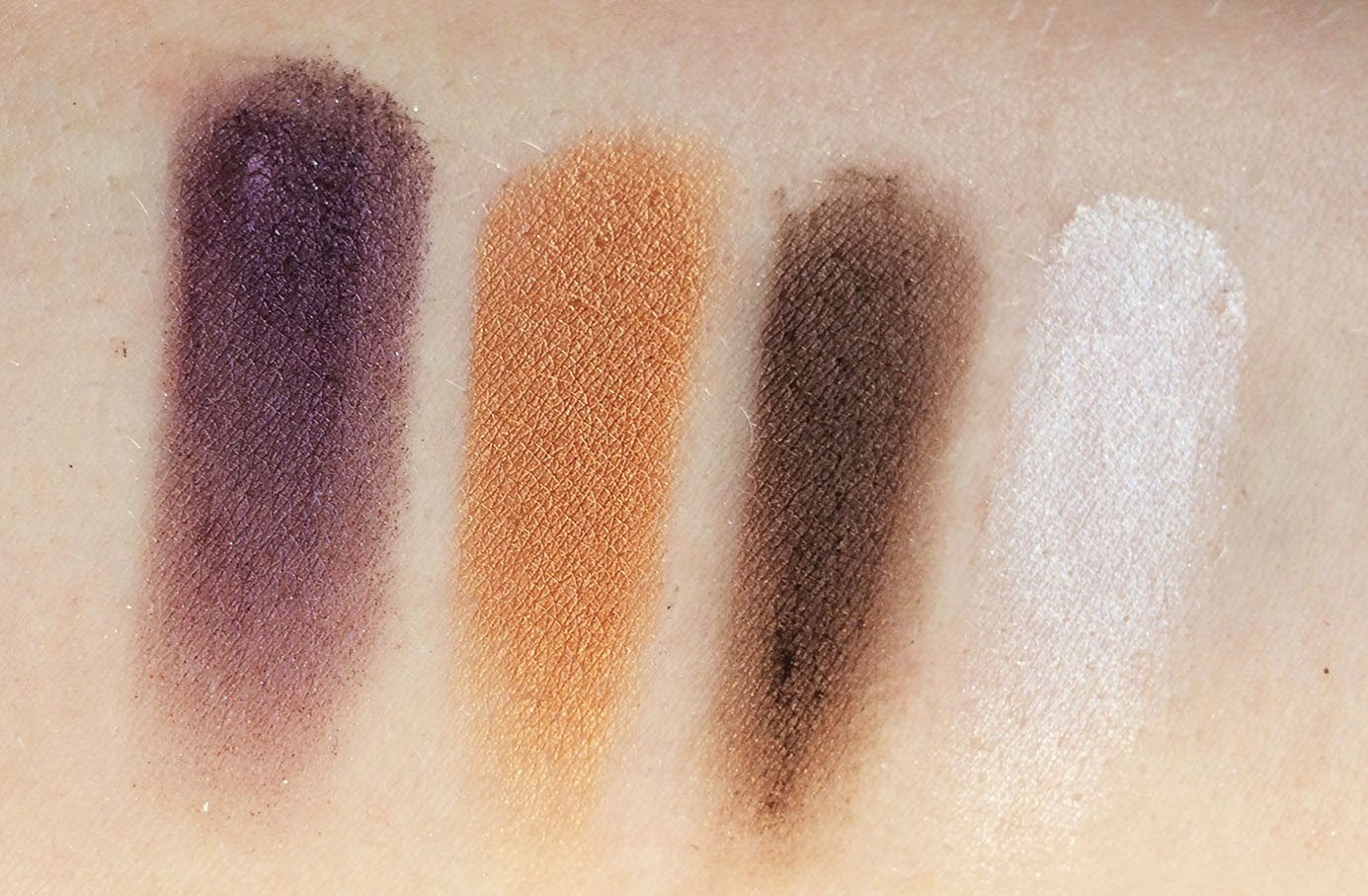 Urban Decay Vice 3 Palette with Swatches Review Vanity, Lucky, Reign, Bobby Dazzle
