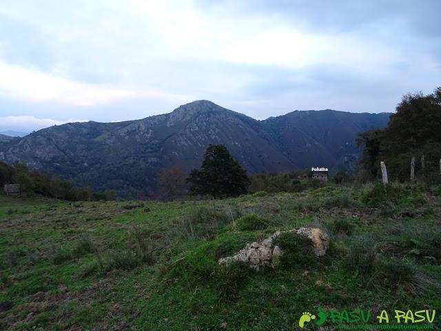 Bajando a Peñalba